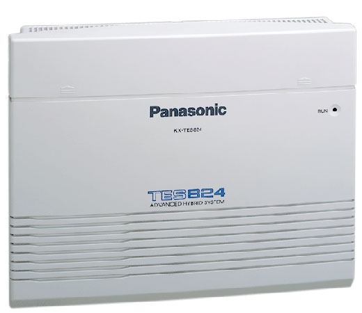Image result for Tổng Đài Panasonic KX-TES824 (8CO - 24EXT)