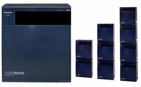 Image result for Tổng Đài Điện Thoại Panasonic KX-TDA600